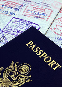 visas to thailand
